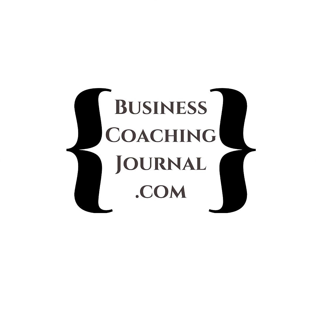 Business Coahing Journal sponsors