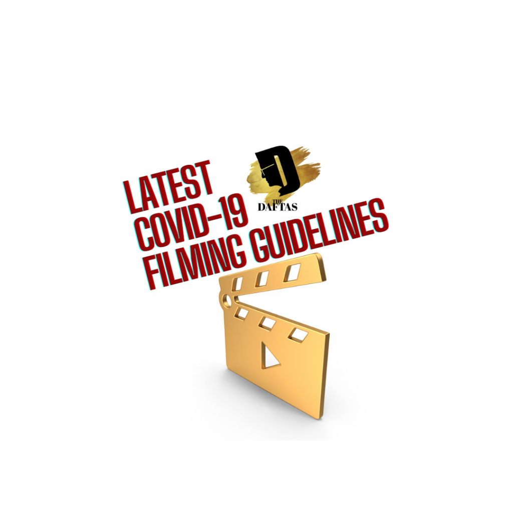 Latest Covid-19 filming guidelines
