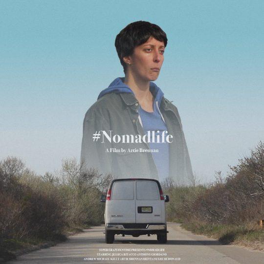 #Nomadlife DAFTAS comedy awards poster