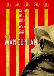 The Mancunian Poster Sally Cancello Daftas Comedy Awards