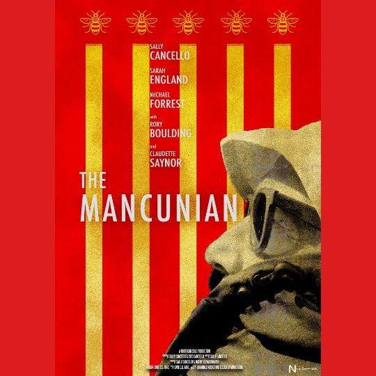 The Mancunian DAFTAS Poster comedy
