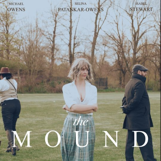 The Mound Poster the DAFTAS comedy film competition