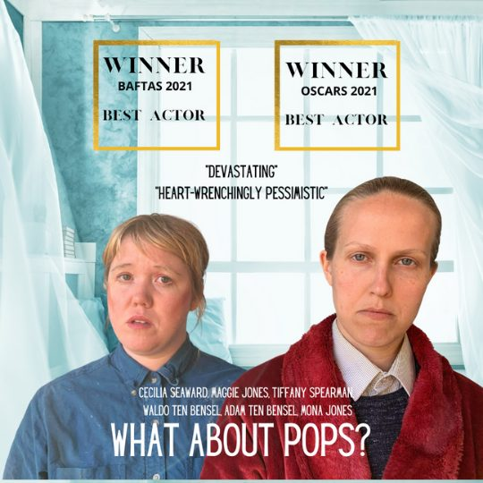 What about pops? DAFTAS comedy competition