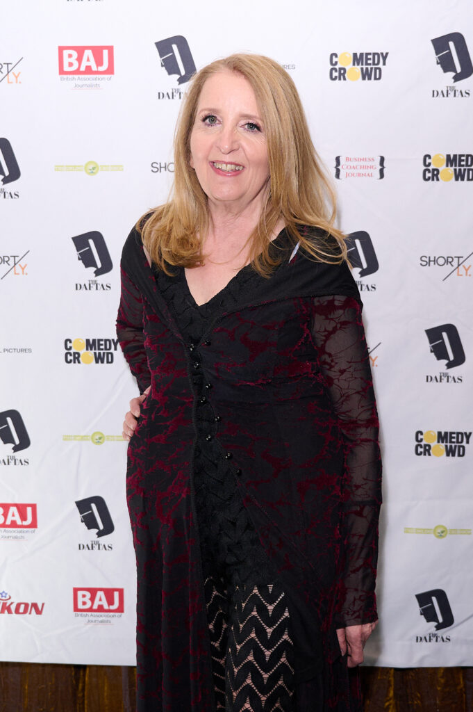 The DAFTAS judge Gillian McKeith © Alan West